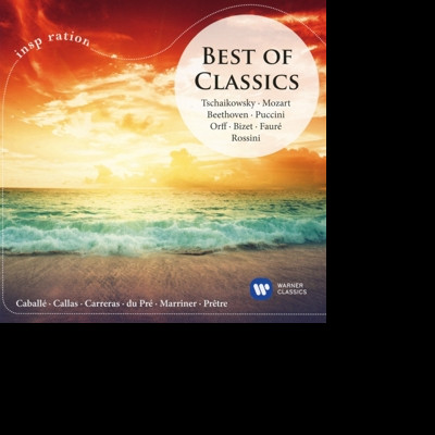 CD VARIOUS ARTISTS - BEST OF CLASSICS