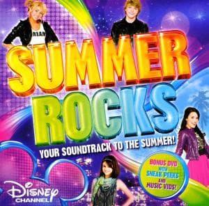 Various - CD DISNEY CHANNEL SUMMER ROCK