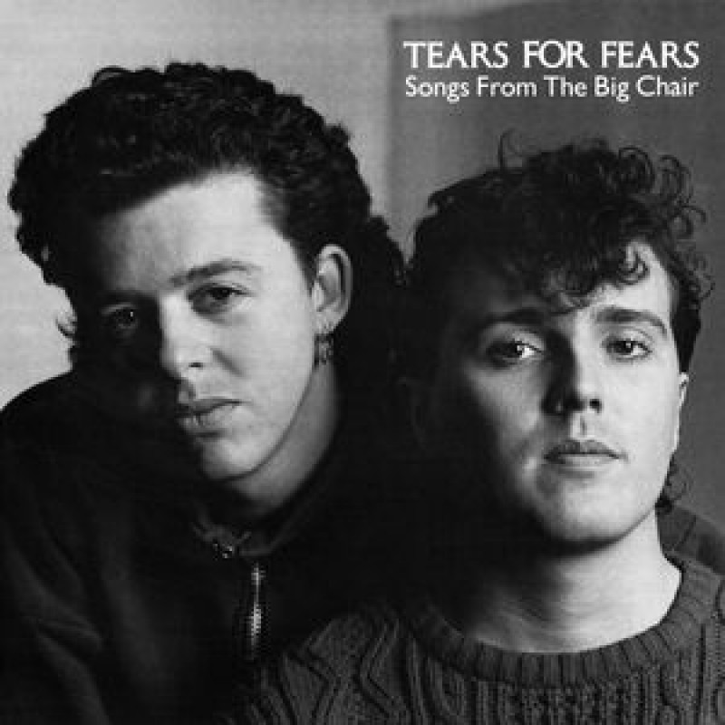 Tears For Fears - CD SONGS FROM THE BIG CHAIR