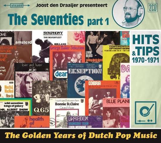 CD V/A - GOLDEN YEARS OF DUTCH POP MUSIC - THE SEVENTIES 1