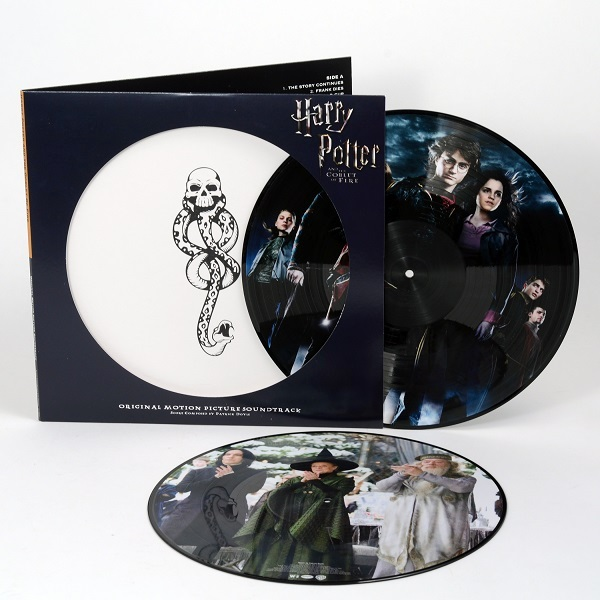 Vinyl OST / DOYLE, PATRICK - HARRY POTTER AND THE GOBLET OF FIRE