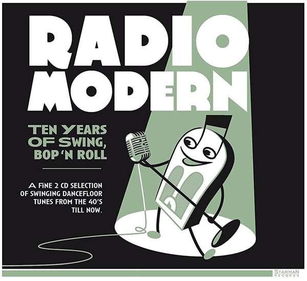 CD V/A - RADIO MODERN