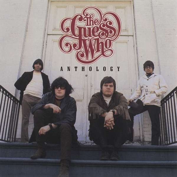CD GUESS WHO - ANTHOLOGY