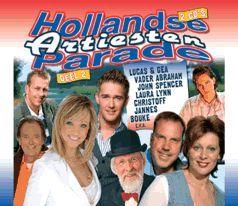 CD V/A - HOLLANDSE ARTIESTEN ...2