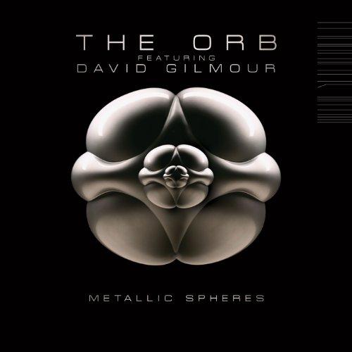 CD Orb/David Gilmour - Metallic Spheres