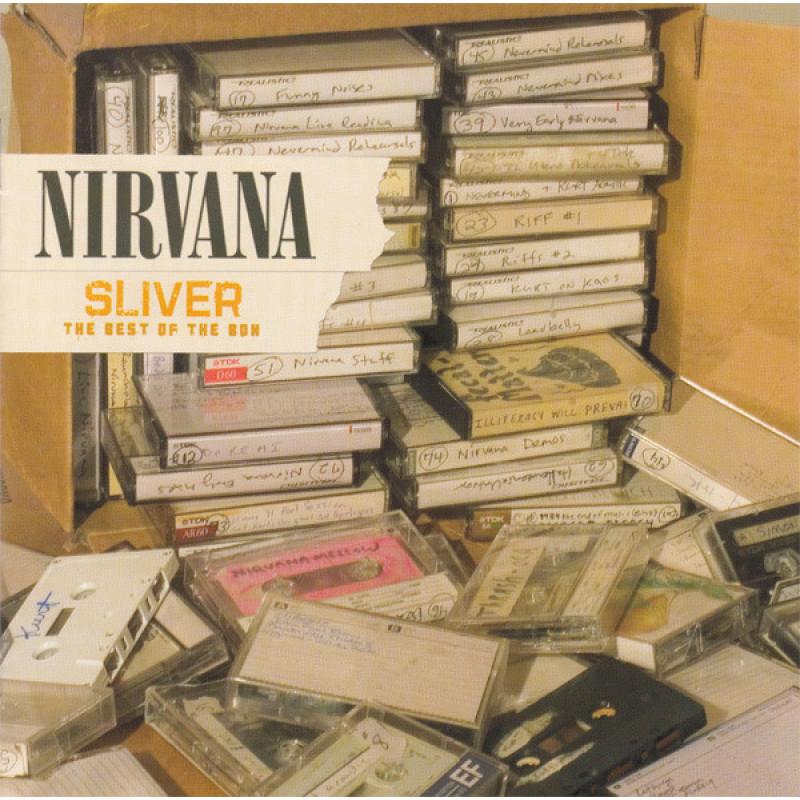Nirvana - CD SLIVER-BEST OF BOX