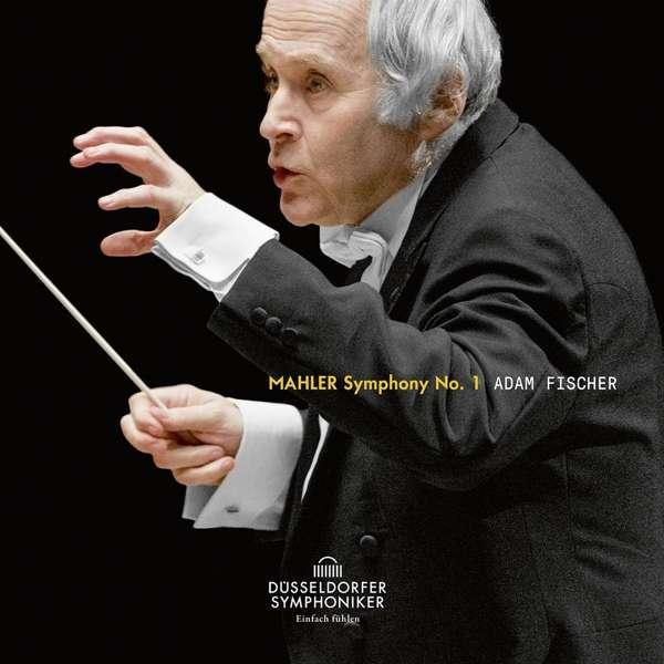 CD MAHLER, G. - SYMPHONY NO.1 IN D MAJOR (LIVE)