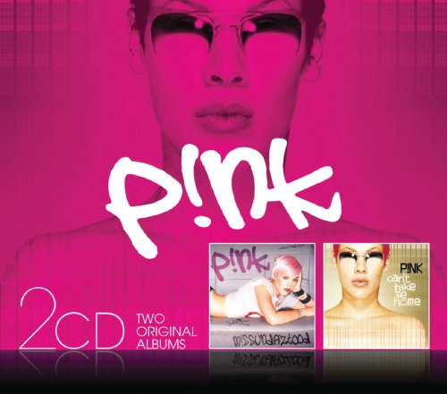 Pink - CD Missundaztood/Can't Take Me Home