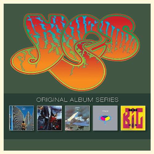Yes - CD ORIGINAL ALBUM SERIES