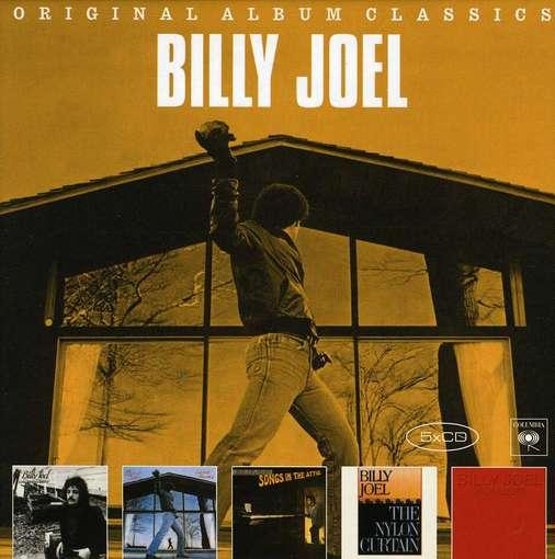 CD JOEL, BILLY - Original Album Classics