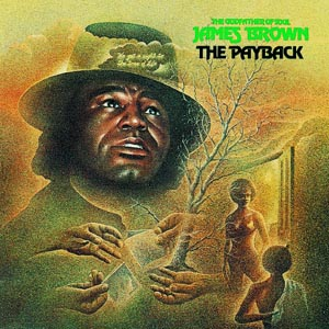CD BROWN JAMES - THE PAYBACK