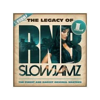 CD V/A - The Legacy of Rn'B Slow Jamz