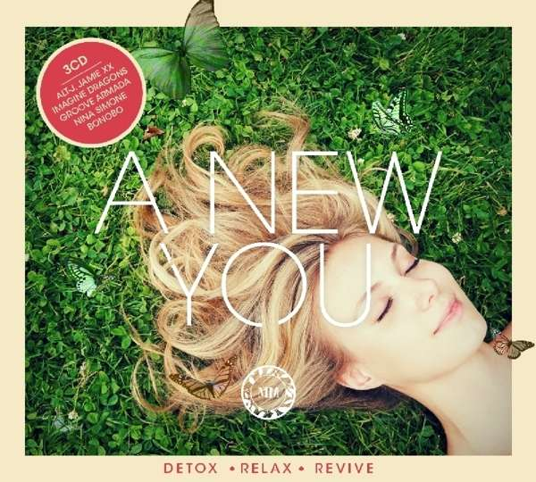CD V/A - A NEW YOU