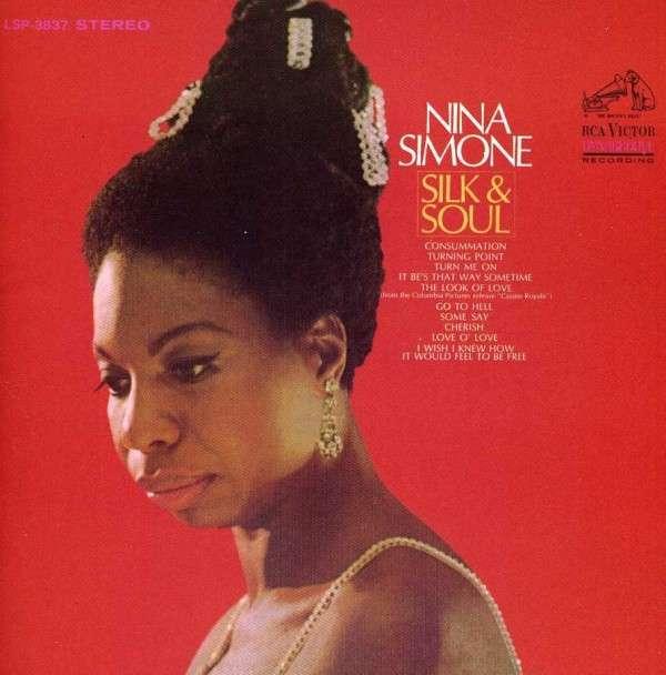 CD SIMONE, NINA - SILK AND SOUL