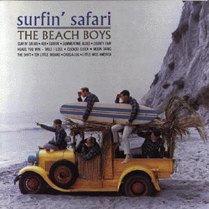 The Beach Boys - CD SURFIN' SAFARI/SURFIN' USA