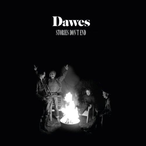 CD DAWES - STORIES DON'T END
