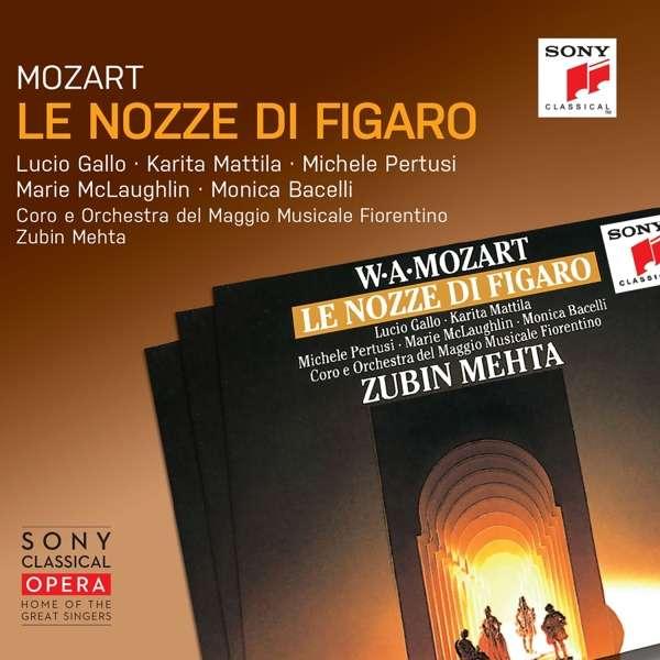 CD MOZART, W.A. - Mozart: Le nozze di Figaro, K.