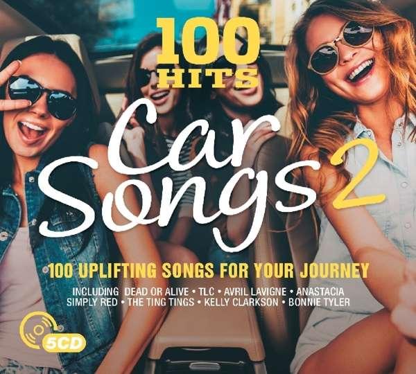 CD V/A - 100 HITS - CAR SONGS 2