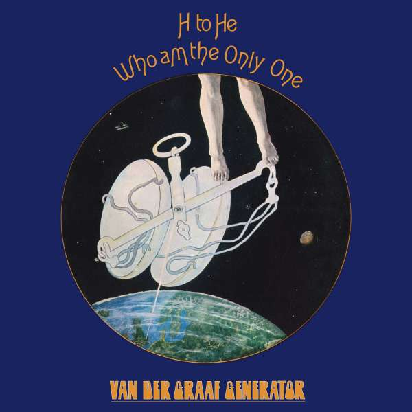 CD VAN DER GRAAF GENERATOR - H To He Who Am The Only One