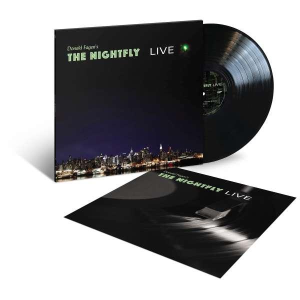Vinyl FAGEN, DONALD - NIGHTFLY: LIVE