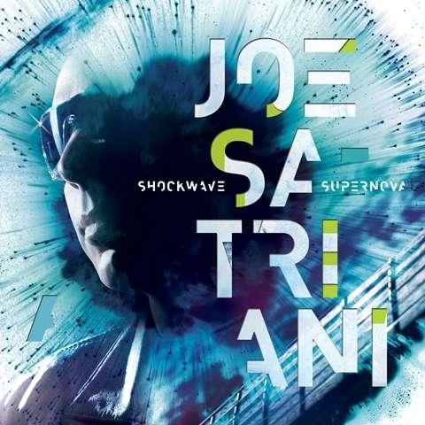 CD SATRIANI, JOE - Shockwave Supernova
