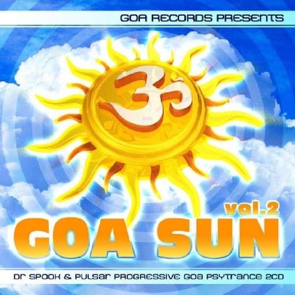 CD V/A - GOA SUN VOL 2