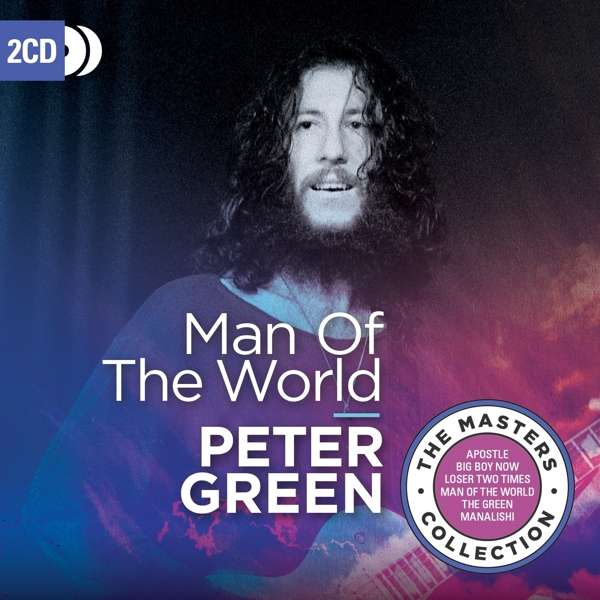 CD GREEN, PETER - MAN OF THE WORLD