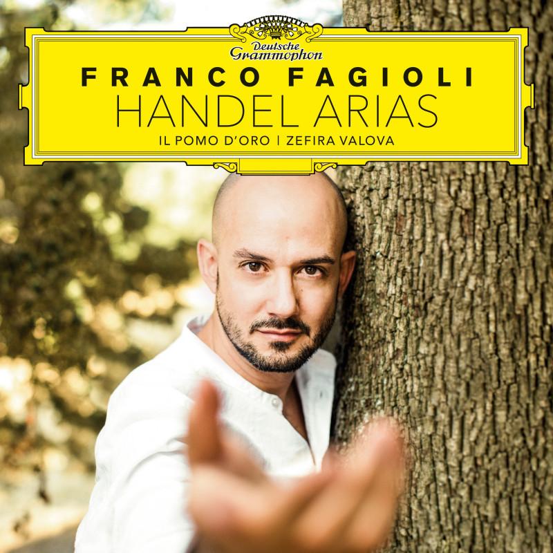CD FAGIOLI FRANCO - HANDEL ARIAS