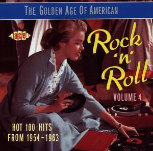 CD V/A - GOLDEN AGE OF US R&R V.4