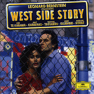 CD KANAWA/CARRERAS/BERNSTEIN - WEST SIDE STORY
