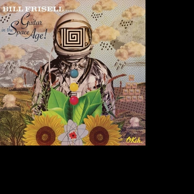 CD FRISELL, BILL - Guitar in the Space Age
