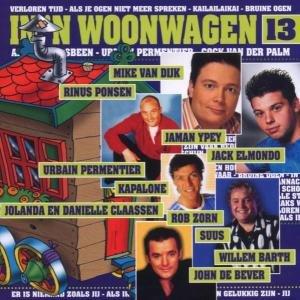 CD V/A - IN 'N WOONWAGEN 13