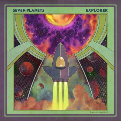CD SEVEN PLANETS - EXPLORER