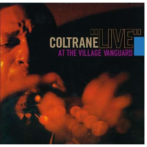 CD COLTRANE, JOHN - LIVE AT THE VILLAGE VANGUARD