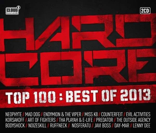 CD V/A - HARDCORE TOP 100 BEST OF 2013