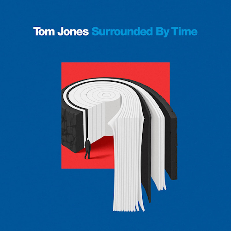 Tom Jones - CD Surrounded By Time