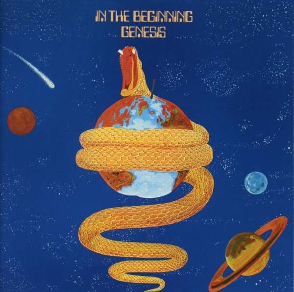 Genesis - CD IN THE BEGINNING
