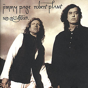 CD PAGE, JIMMY/ROBERT PLANT - NO QUARTER (UNLEDDED)
