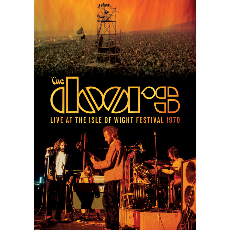 The Doors - DVD LIVE AT THE ISLE OF../CD