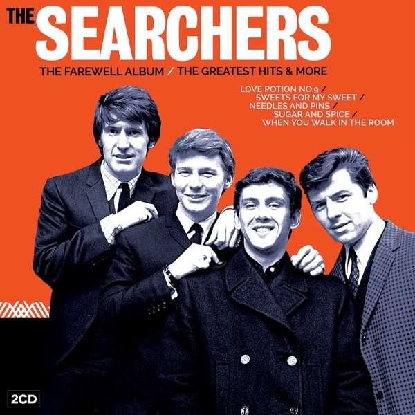 CD SEARCHERS, THE - THE FAREWELL ALBUM