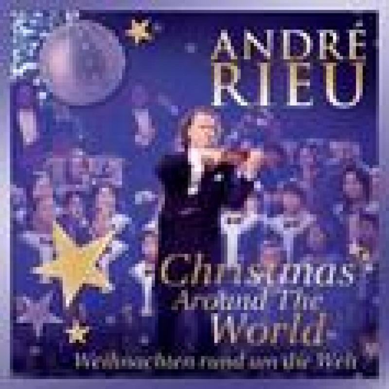 CD RIEU ANDRE - WEINACHTEN RUND UM DIE...