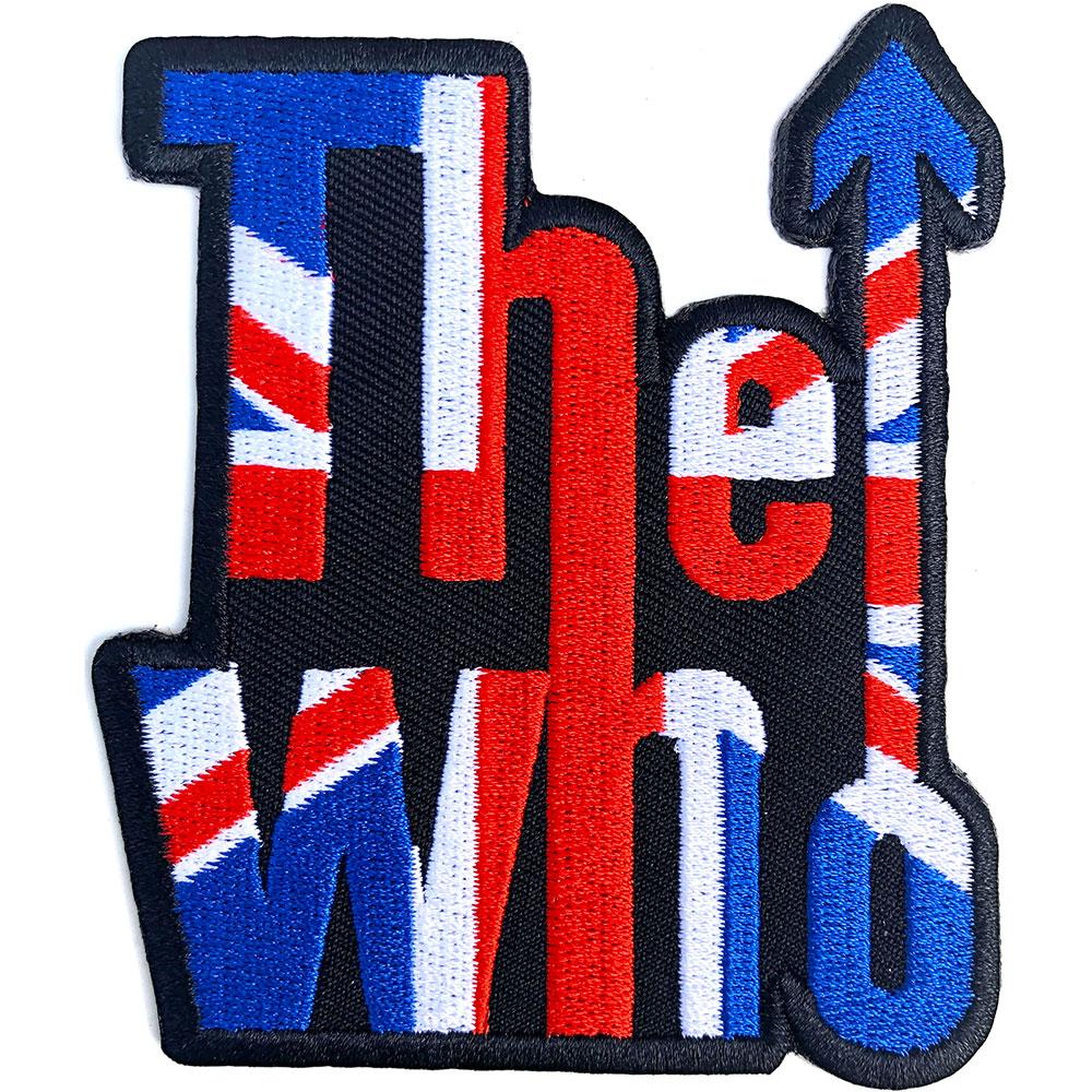 The Who - Nažehlovačka Union Jack