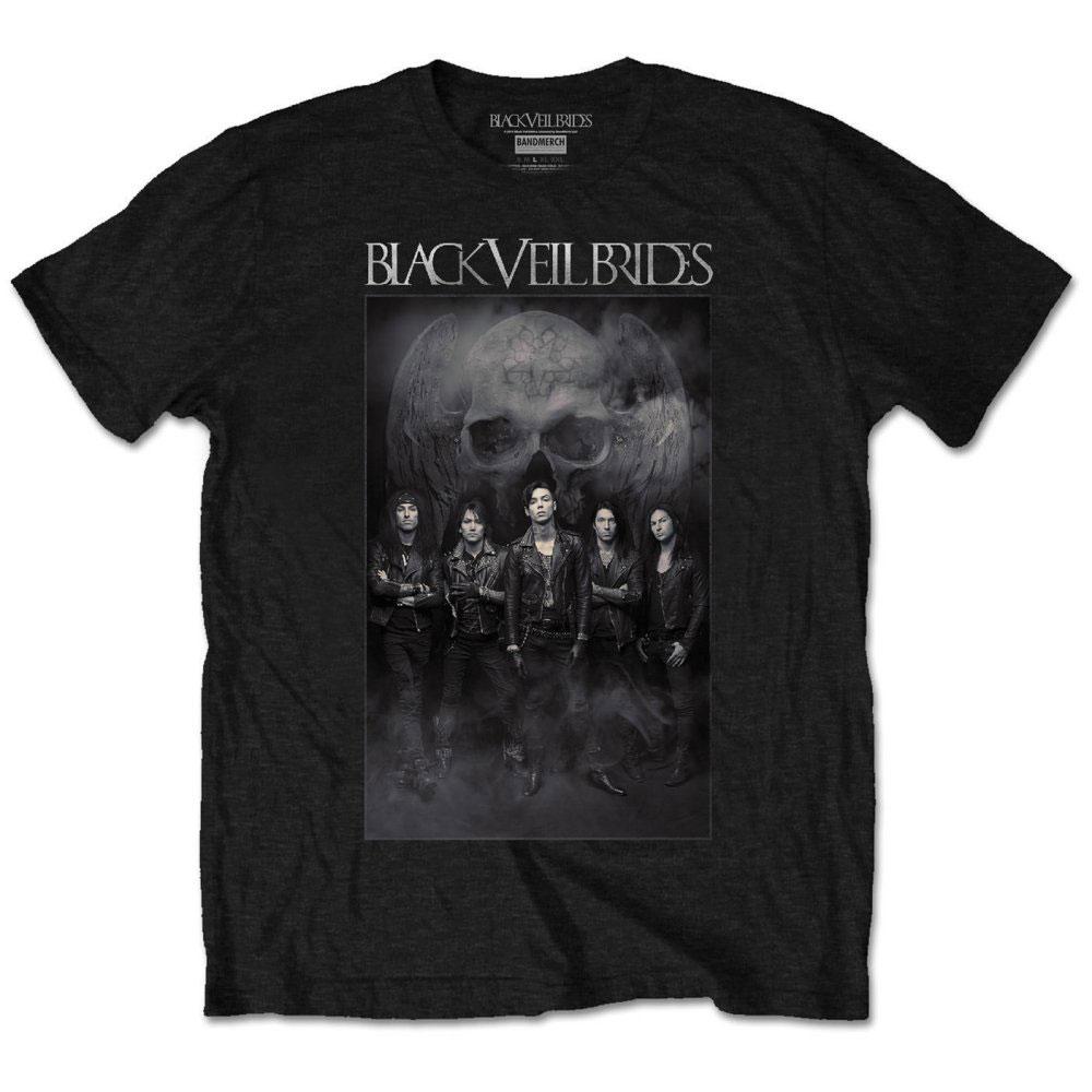 Black Veil Brides - Tričko Black Frog - Muž, Unisex, Čierna, L