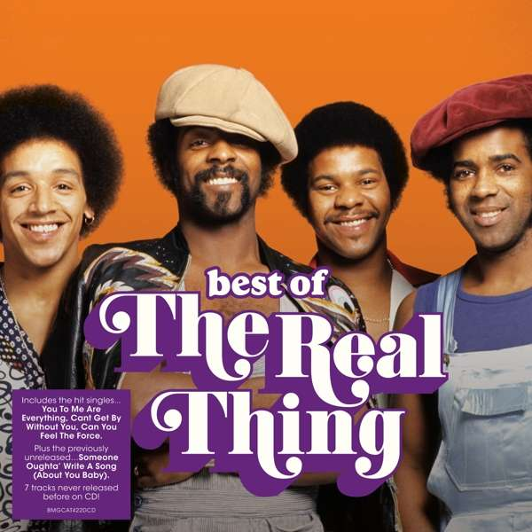 CD REAL THING, THE - THE BEST OF