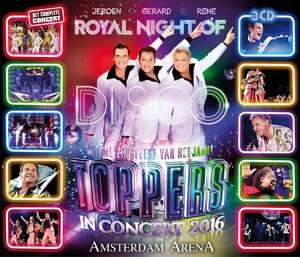 CD TOPPERS - TOPPERS IN CONCERT 2016