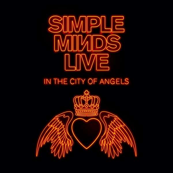 CD SIMPLE MINDS - LIVE IN THE CITY OF ANGELS