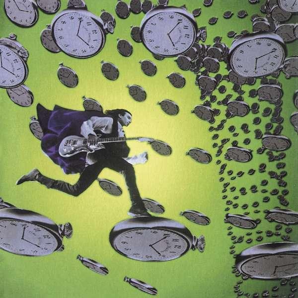 CD SATRIANI, JOE - TIME MACHINE