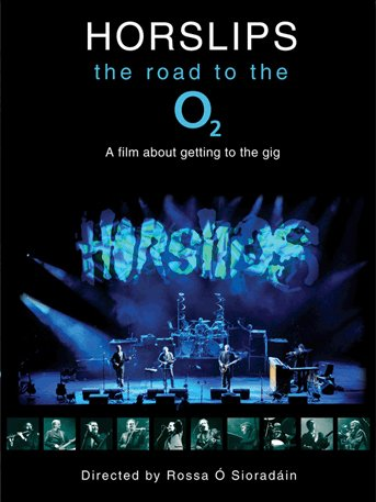 DVD HORSLIPS - ROAD TO THE O2