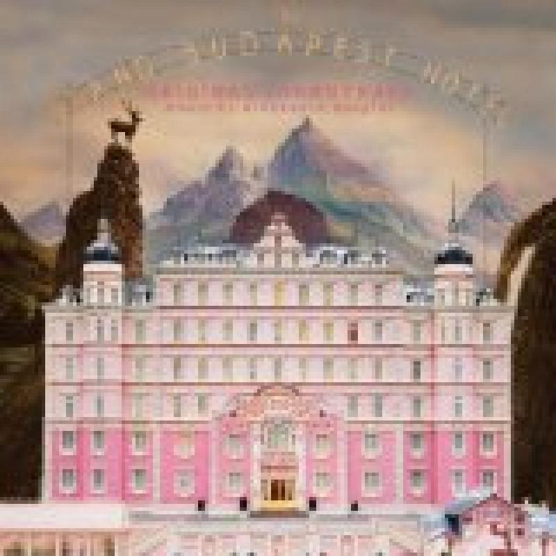 Soundtrack - CD THE GRAND BUDAPEST HOTEL