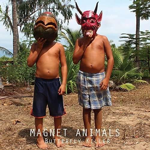CD MAGNET ANIMALS - BUTTERFLY KILLER